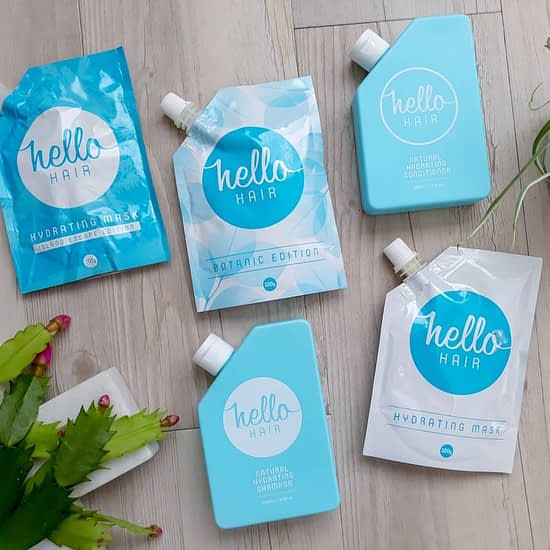 Hello Hair Review
